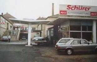 Autohaus Schürer GmbH - Geschichte