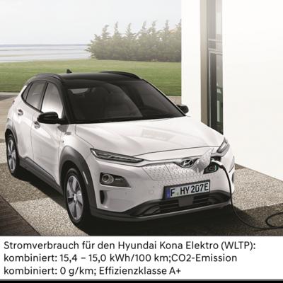 Der Hyundai Kona Elektro
